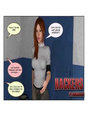 3D Porn Comics ABimboLeb- Hackers Porn Comic 01