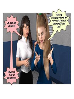 3D Porn Comics ABimboLeb- Hackers Porn Comic 12