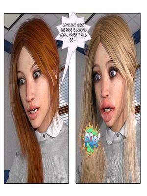 3D Porn Comics ABimboLeb- Hackers Porn Comic 17