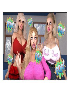 3D Porn Comics ABimboLeb- Hackers Porn Comic 19