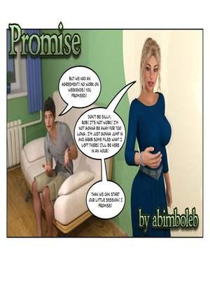 Porn Comics - ABimboLeb- Promise free Porn Comic