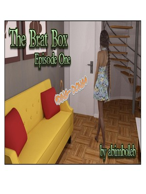 Porn Comics - ABimboLeb- The Brat Box – Episode 1 free Porn Comic
