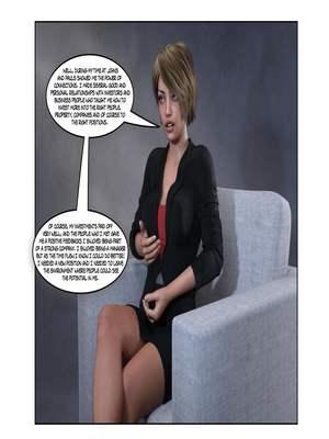 3D Porn Comics ABimboLeb- The Interview Porn Comic 05