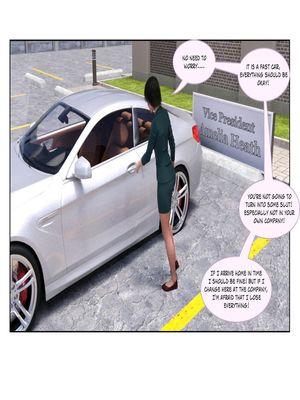 3D Porn Comics ABimboLeb- The Shift Porn Comic 02