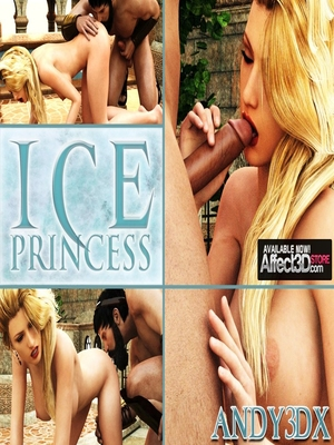 3D Porn Comics Affect3D-Ice Princess- Andy3DX Porn Comic 03