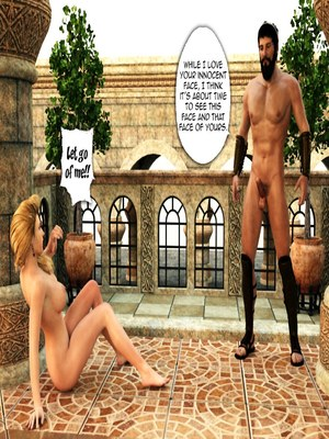 3D Porn Comics Affect3D-Ice Princess- Andy3DX Porn Comic 12