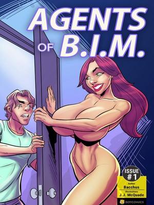 Porn Comics - Agents of B.I.M 1 free Porn Comic