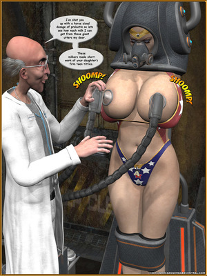 3D Porn Comics Alpha Woman- The Geek wins Day Porn Comic 90