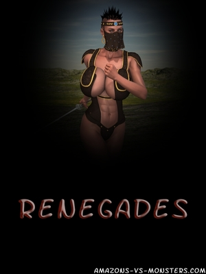 Porn Comics - Amazons & Monsters- Renegades free Porn Comic