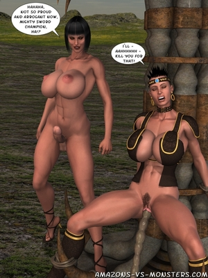 Amazons & Monsters- Renegades free Porn Comic sex 18