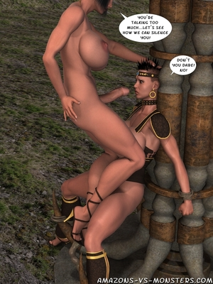 Amazons & Monsters- Renegades free Porn Comic sex 24