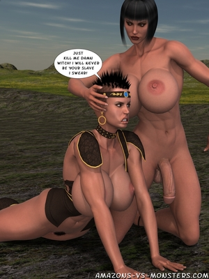 Amazons & Monsters- Renegades free Porn Comic sex 56