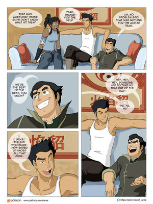 Porn Comics - Area- Legend of Korra free Porn Comic