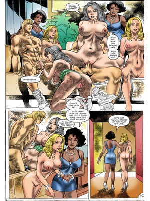 Aries Montes- Remaid free Porn Comic sex 13