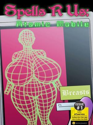 Porn Comics - Atomic Mobile- Spells R Us free Porn Comic