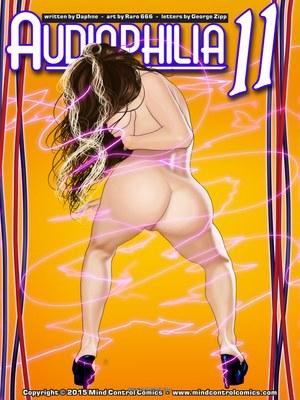 Adult Comics Audiophilia 11- Mind Control Porn Comic 01