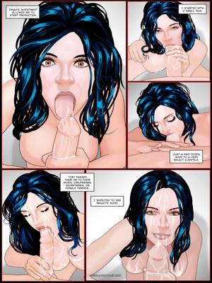 Adult Comics Audiophilia 11- Mind Control Porn Comic 02