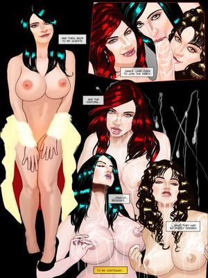 XXX – Audiophilia 12- Mind Control Porn Comic