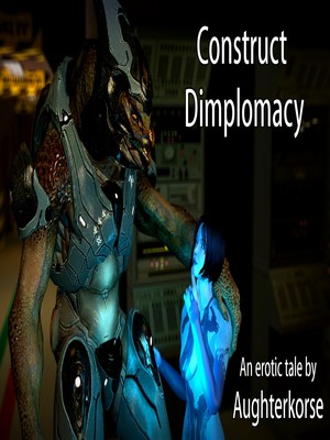 Porn Comics - 3D : Aughterkorse- Construct Diplomacy Porn Comic