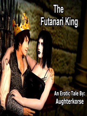 Porn Comics - 3D : Aughterkorse- The Futanari King Porn Comic