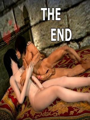 3D : Aughterkorse- The Futanari King Porn Comic sex 47