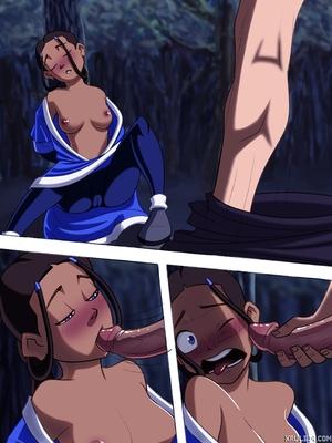 Adult Comics Avatar- A Little Motivation Porn Comic 02