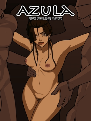 Porn Comics - Avatar- Azula in the Boiling Rock free Porn Comic