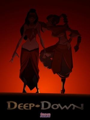 Porn Comics - Avatar the Last Airbender- Deep Down free Porn Comic
