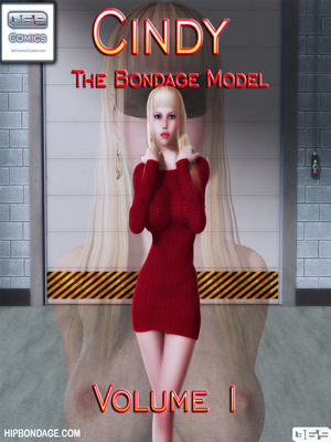 3D Porn Comics B69- Cindy the Bondage Model Porn Comic 01