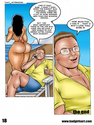 Badgirl Sart- Mimi Business Dinner free Porn Comic