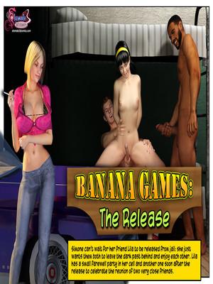 Porn Comics - 3D : Banana Games- The Release Porn Comic
