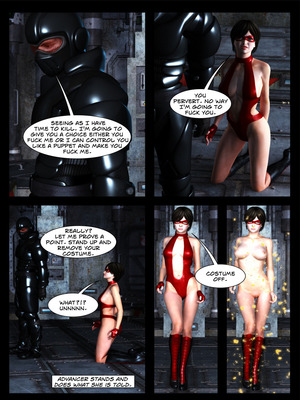 Porn Comics - Battle Strength- Knightwatch 18 free Porn Comic