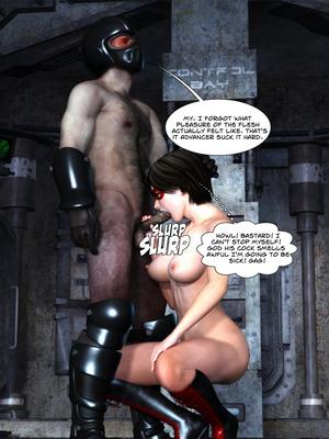 3D Porn Comics Battle Strength- Knightwatch 18 Porn Comic 04
