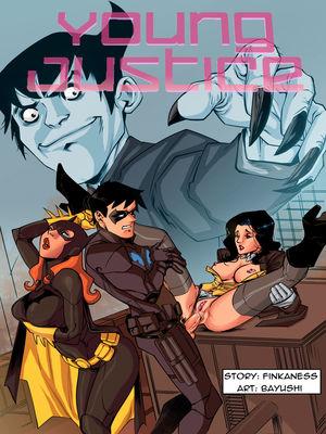 Porn Comics - Bayushi- Young Justice free Porn Comic