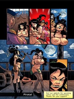 Bdsm Fan- Tales of Yore and Bondage free Porn Comic