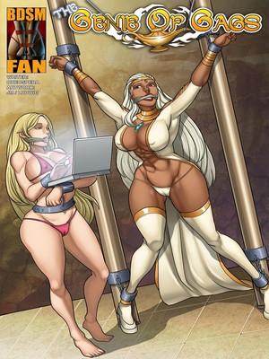 Porn Comics - Bdsm Fan- The Genie of Gags free Porn Comic