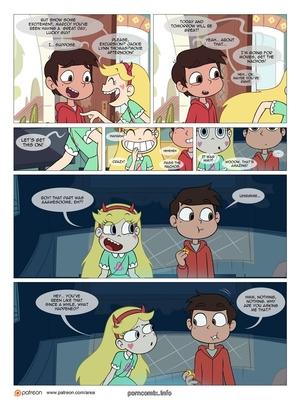Adult Comics Between Friends Porn Comic 03