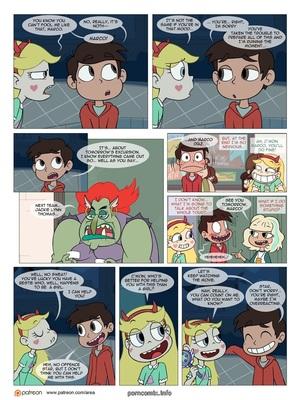Adult Comics Between Friends Porn Comic 04