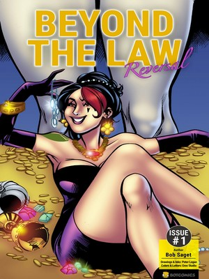 Porncomics Beyond the Law – Reversal Porn Comic 01