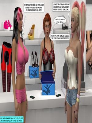 3D Porn Comics Big Kahuna- Perfect Pairs Porn Comic 09