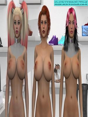 3D Porn Comics Big Kahuna- Perfect Pairs Porn Comic 12