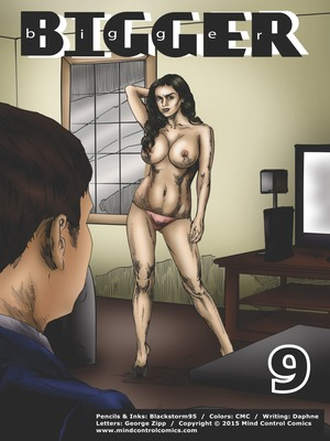 Porn Comics - XXX – Bigger 09- Mind Control Porn Comic