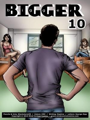 Porn Comics - XXX – Bigger 10- Mind Control Porn Comic