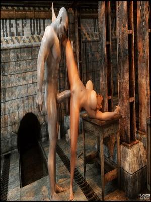 3D Porn Comics Blackadder- Below The City 5 Porn Comic 21