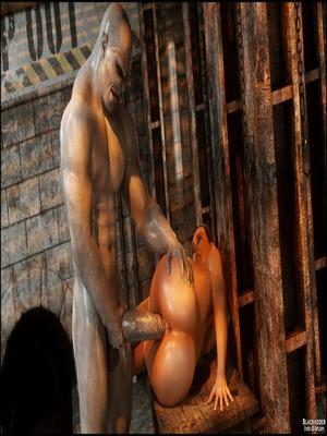 3D Porn Comics Blackadder- Below The City 5 Porn Comic 24