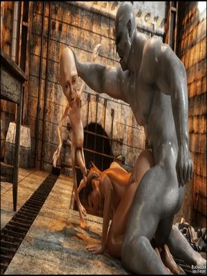 3D Porn Comics Blackadder- Below The City 5 Porn Comic 35