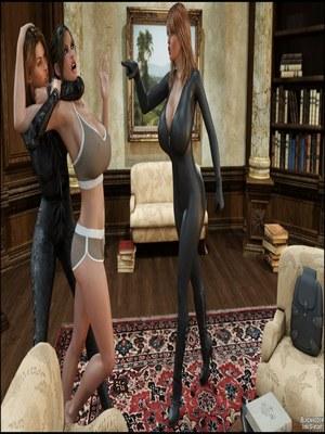 3D : Blackadder- Dickgirls 11 Porn Comic sex 08