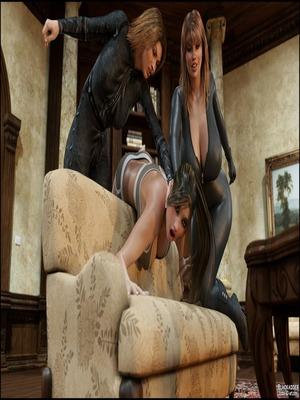 3D : Blackadder- Dickgirls 11 Porn Comic sex 09