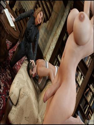 3D : Blackadder- Dickgirls 11 Porn Comic sex 11