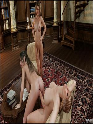 3D Porn Comics Blackadder- Dickgirls 11 Porn Comic 35
